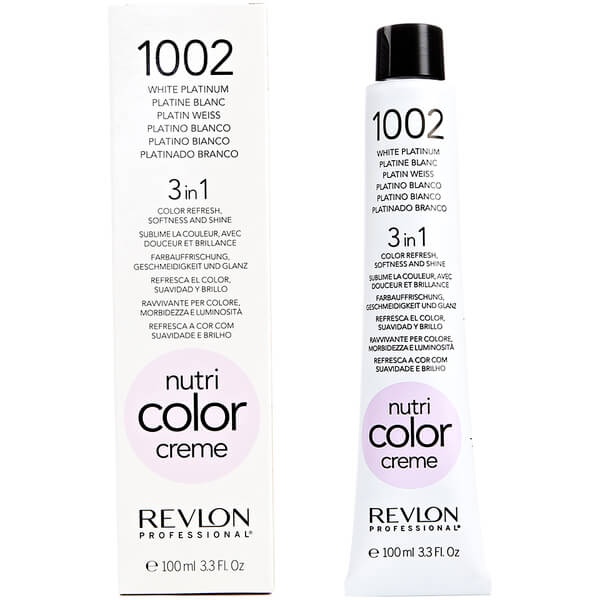 Nutri Color Crème Revlon Professional 1002 White Platinum 100 ml