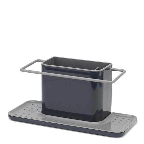 joseph joseph caddy sink organiser large grey free uk delivery over 50. Black Bedroom Furniture Sets. Home Design Ideas