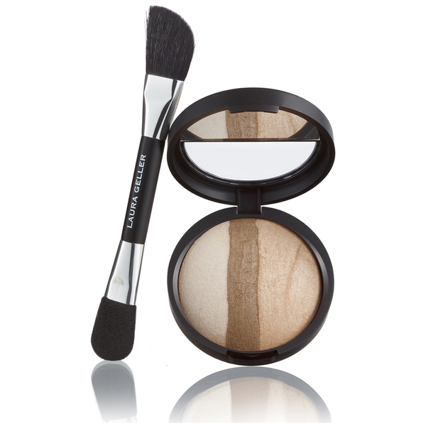 Laura Geller Baked Scuplting Bronzer with Brush