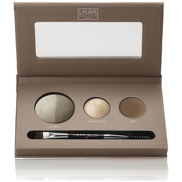 Paleta Brow Sculpting de Laura Geller