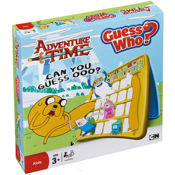 Guess Who - Adventure Time Edition