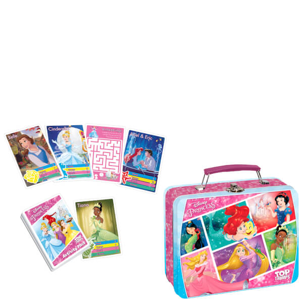 Top Trumps Activity Tin - Disney Princess