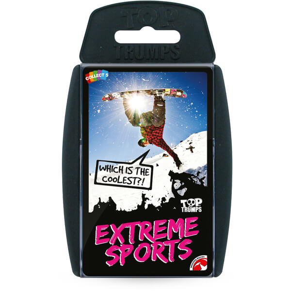 Classic Top Trumps - Extreme Sports