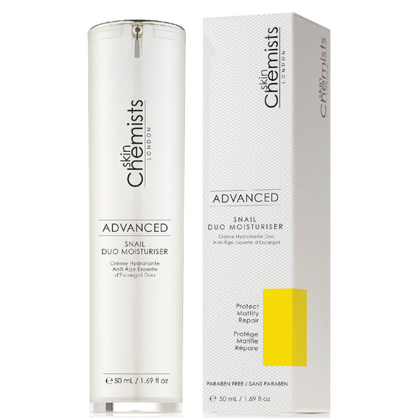 skinChemists Advanced Snail Duo Moisturiser 50ml