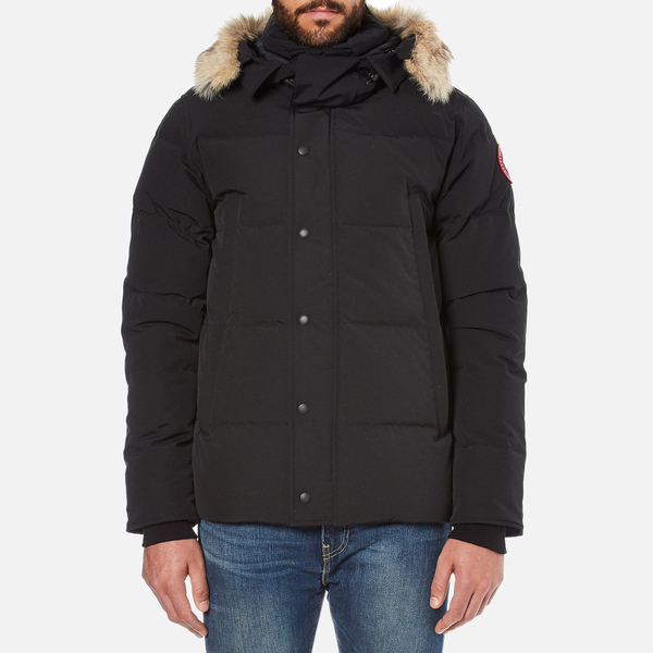 Canada Goose Men's Wyndham Parka - Black