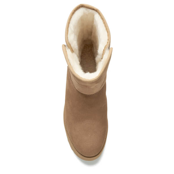 d9eae4732528a UGG Women s Amie Classic Slim Sheepskin Boots - Chestnut  Image 3