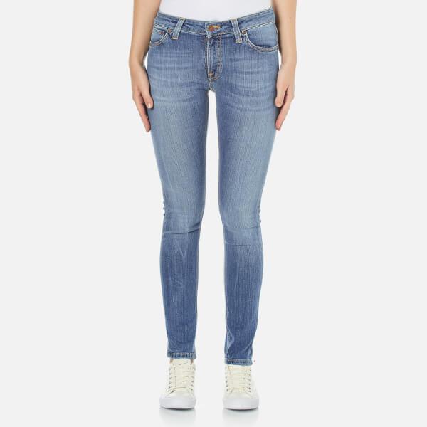 Nudie Jeans Women's Skinny Lin Jeans - Indigo Legend