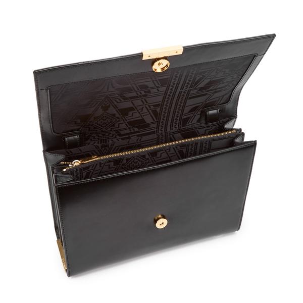 d0d200ecb4120 Ted Baker Women s Lowri Exotic Panel Shoulder Bag - Black  Image 5