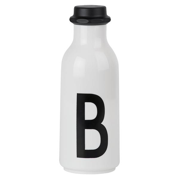 Design Letters Water Bottle - B
