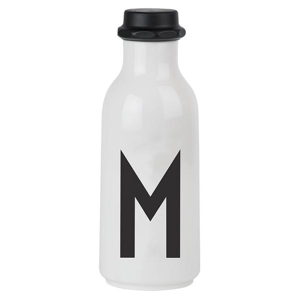 Design Letters Water Bottle - M