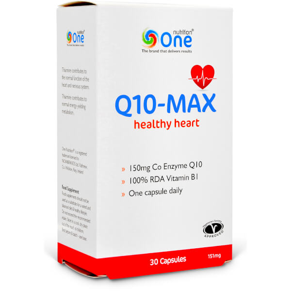 Q10 Plus Healthy Heart - 30 Capsules (151mg)