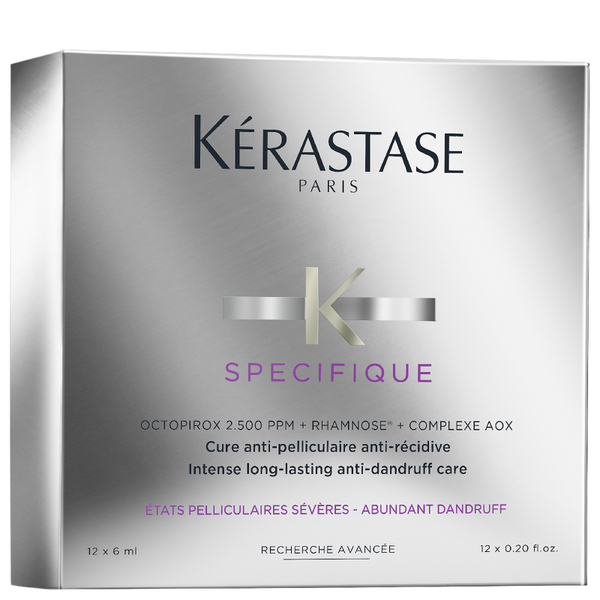 Kérastase Specifique Cure Anti-Chute Anti-Ralo Tratamiento 12 x 6ml