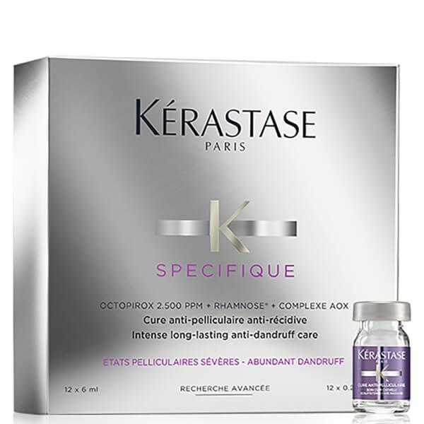 Kérastase Specifique Cure Anti-Pelliculaire Anti-Recidive Treatment 12 x 6ml