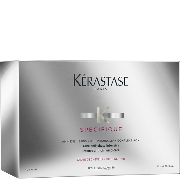 Tratamiento Specifique Cure Anti-Chute de Kérastase 42 x 6 ml