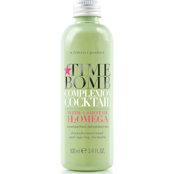 Complexion Cocktail con una Dosis de H2Omega de Time Bomb 100 ml