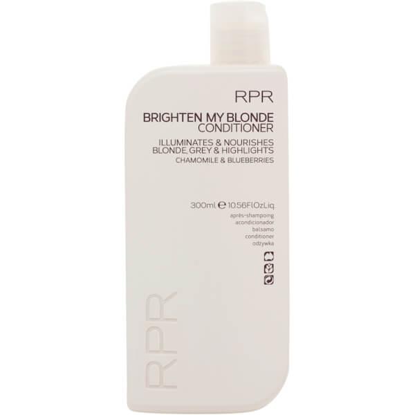 RPR Brighten My Blonde Conditioner 300ml