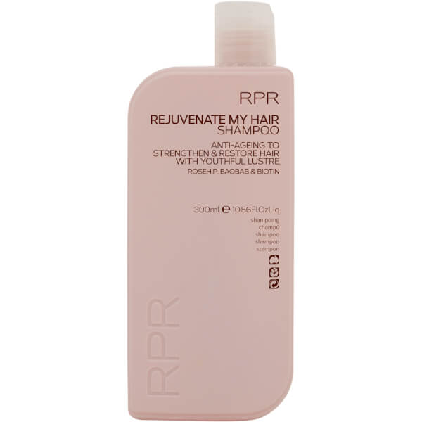 RPR Rejuvenate My Hair Anti-ageing Shampoo 300ml
