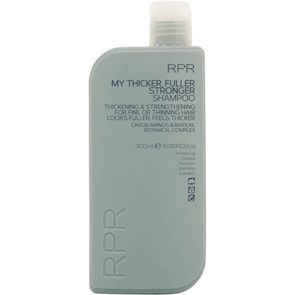RPR My Thicker Fuller Stronger Shampoo 300ml