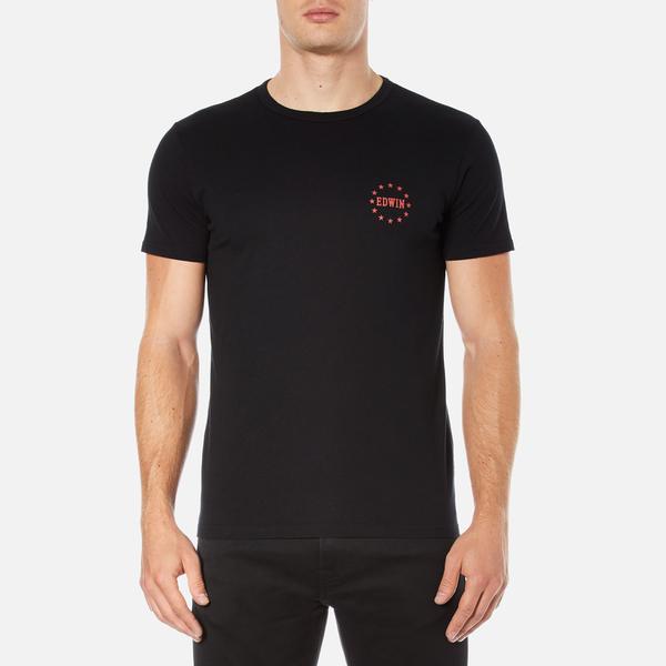Edwin Men's Edwin Union T-Shirt - Black