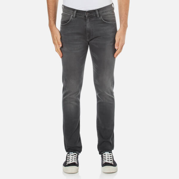 Edwin Men's Ed-85 Slim Tapered Drop Crotch Jeans - Light Trip Used