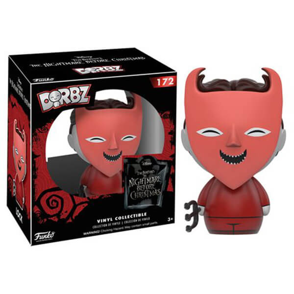 Nightmare Before Christmas Lock Dorbz Vinyl Figure