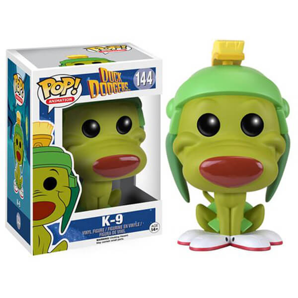 Duck Dodgers K-9 Pop! Vinyl Figure