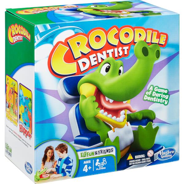 Hasbro Gaming Crocodile Dentist