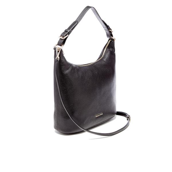 MICHAEL MICHAEL KORS Women s Lupita Large Hobo Bag - Black  Image 2 f52d544d75c54