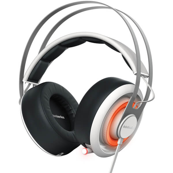 SteelSeries Siberia 650 Headset - White (PC)
