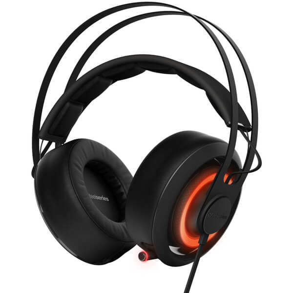SteelSeries Siberia 650 Headset - Black (PC)