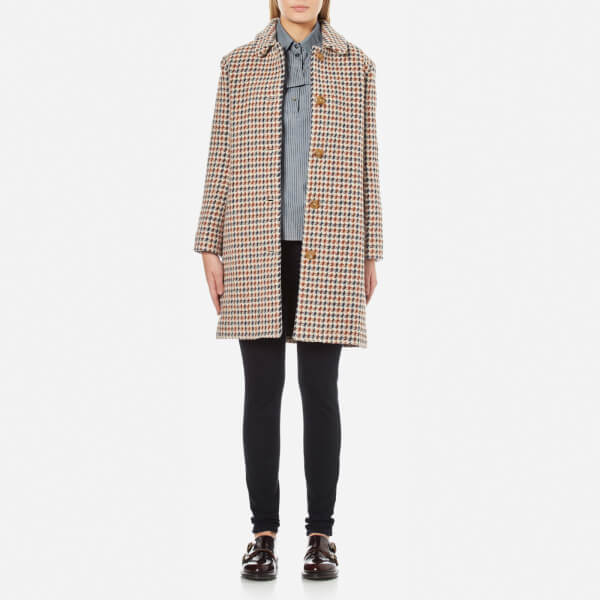 A.P.C. Women's Lilli Coat - Multi
