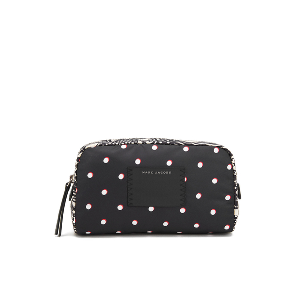 Marc Jacobs Women's B.Y.O.T. Large Cosmetic Pouch Bag - Web Blue