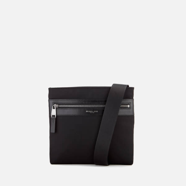 Michael Kors Men's Kent Cross Body Bag - Black