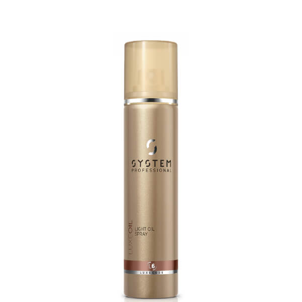 System Professional Luxeoil Light Oil Spray 75ml