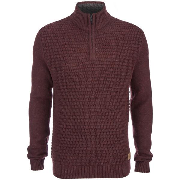 Jersey Threadbare Redford - Hombre - Granate