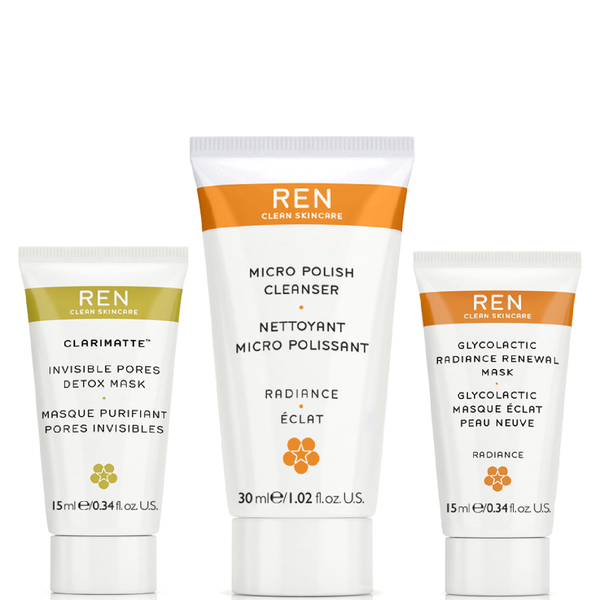 REN Pore Perfecting Collection (Worth £19.30)