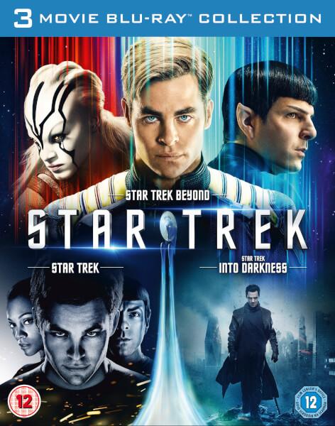 Star Trek 1-3