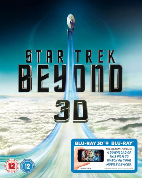 Star Trek Beyond 3D (Includes 2D Version)