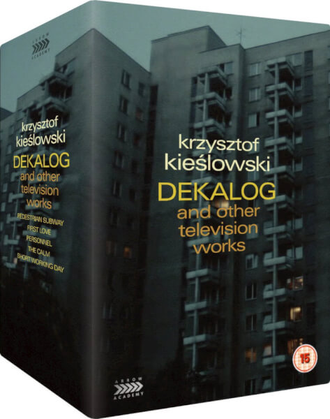 Dekalog - Dual Format (Includes DVD)