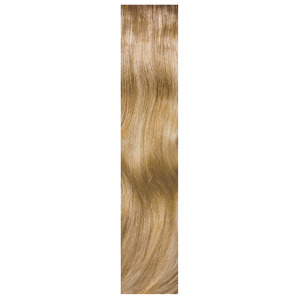 balmain half wig memory hair extensions (various shades) - amsterdam ombré