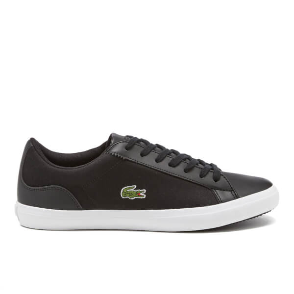 Lacoste Men's Lerond 316 1 Trainers - Black