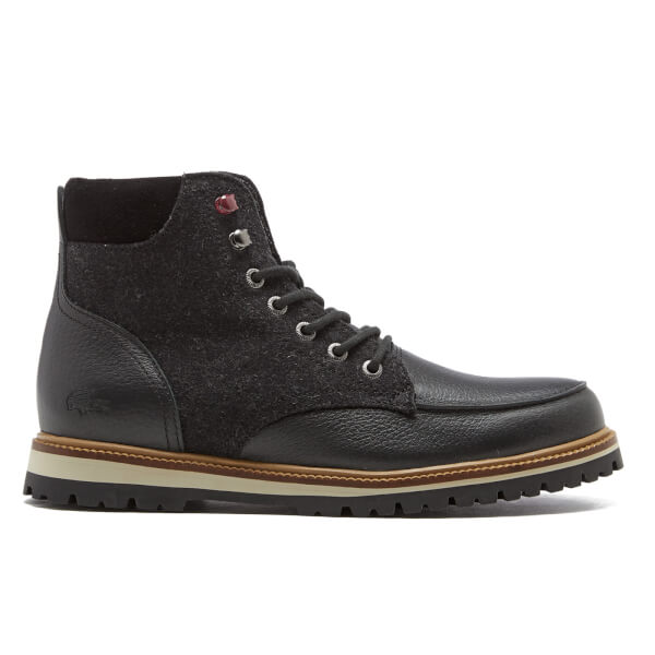 Lacoste Men's Montbard 316 2 Boots - Black