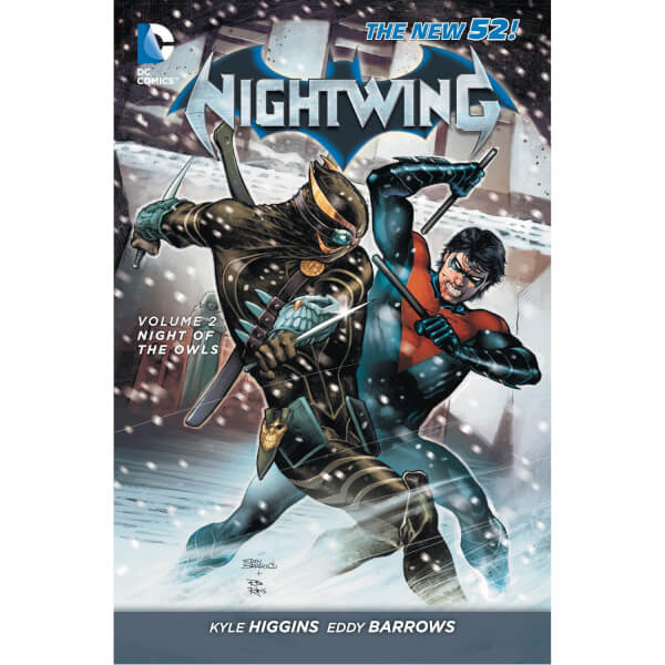 Nightwing: Night of the Owls - Volume 2 Graphic Novel