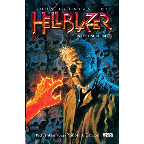 Hellblazer: In the Line of Fire - Volume 10 Graphic Novel