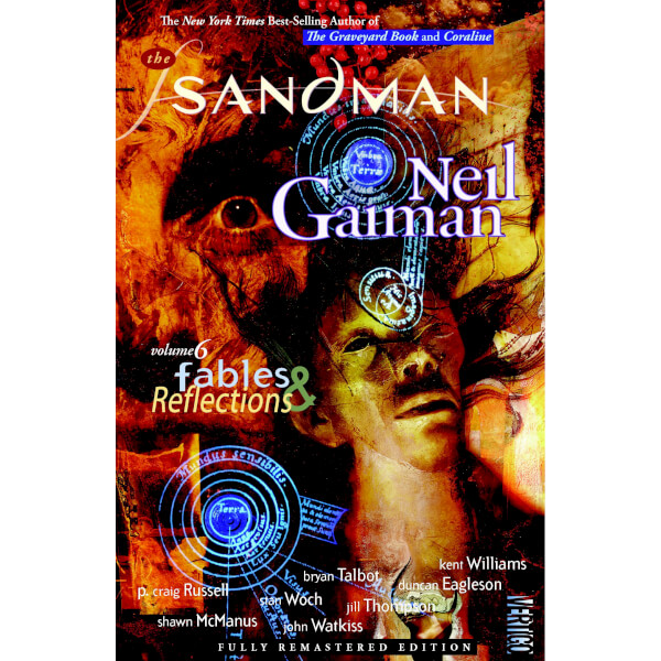 Sandman: Fables and Reflections - Volume 6 Graphic Novel (New Edition)