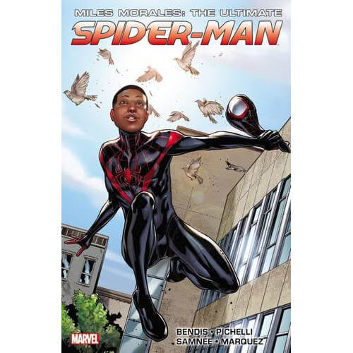 Miles Morales Ultimate Spider-Man: Ultimate Coll: Book 01