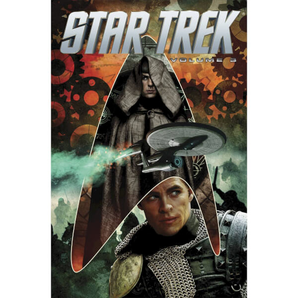 Star Trek: Ongoing - Volume 3 Graphic Novel