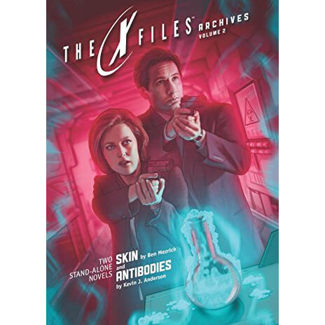 The X-Files: Archives Skin and Antibodies - Volume 2 Graphic Novel