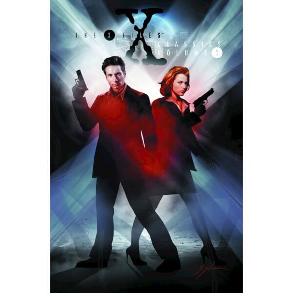 The X-Files: Classics - Volume 1 Graphic Novel