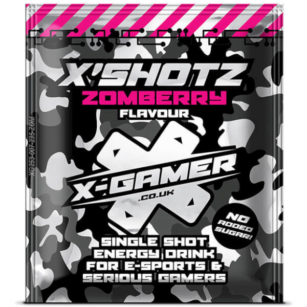 Boisson énergétique X-Gamer -Sachet